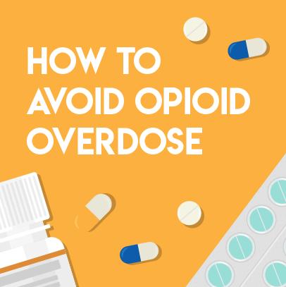 avoid opioid overdose