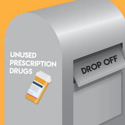 medicine dropoff